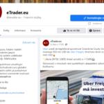 eTrader Facebook