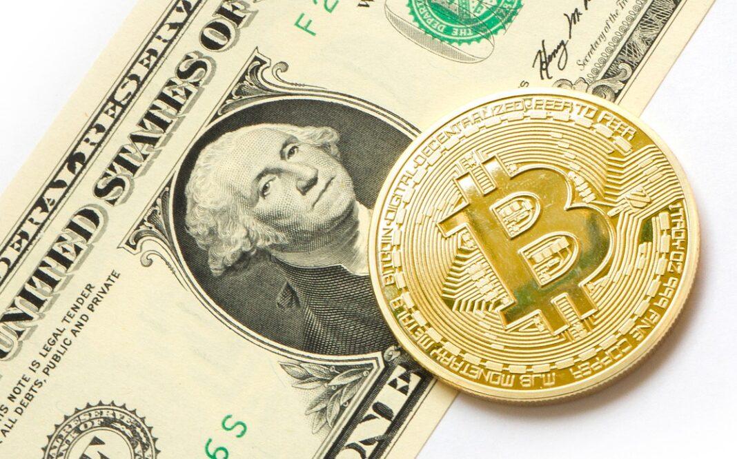 bitcoin, dolar