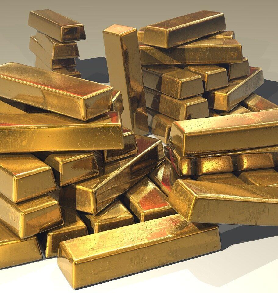 zlato, Brazílie, vývoz zlata