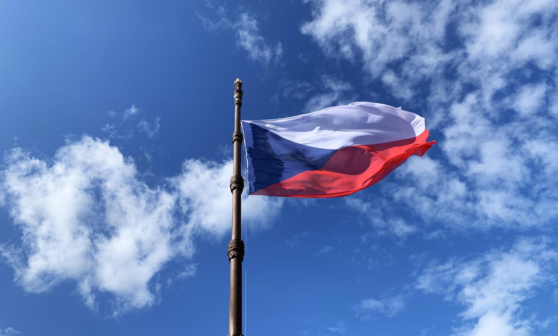 česko, česká republika, vlajka, czech