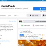 CapitalPanda Facebook