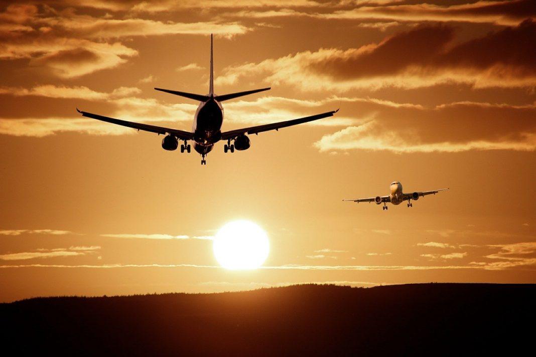 Southwest, USA, aerolinky, covid