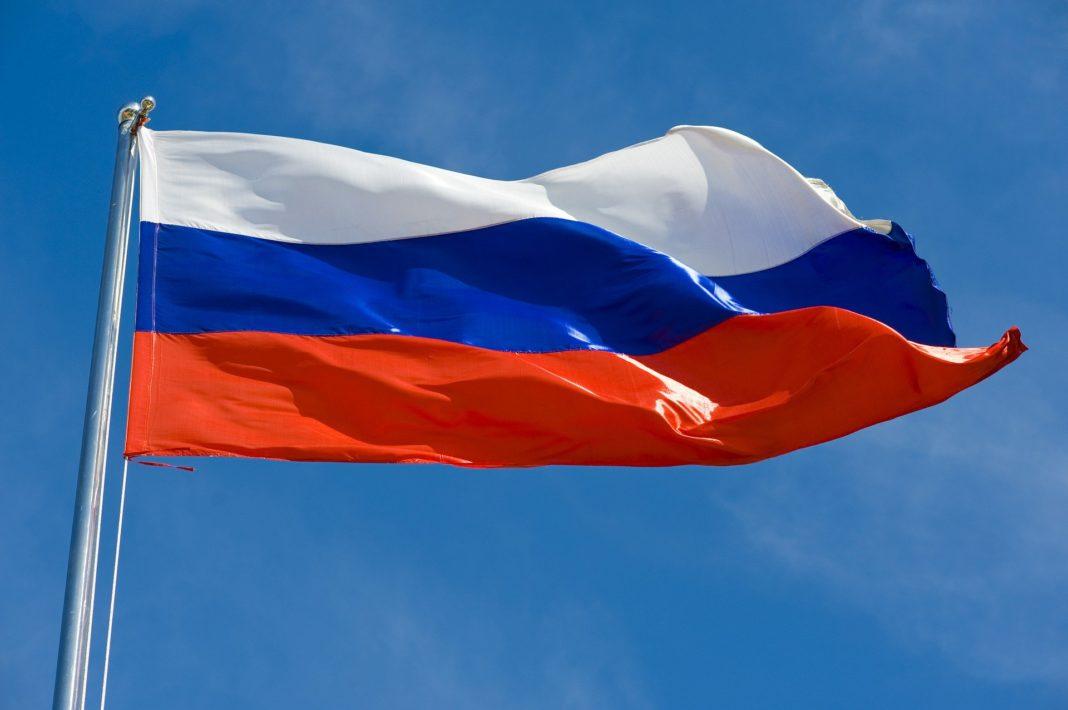 Rusko, ruská vlajka