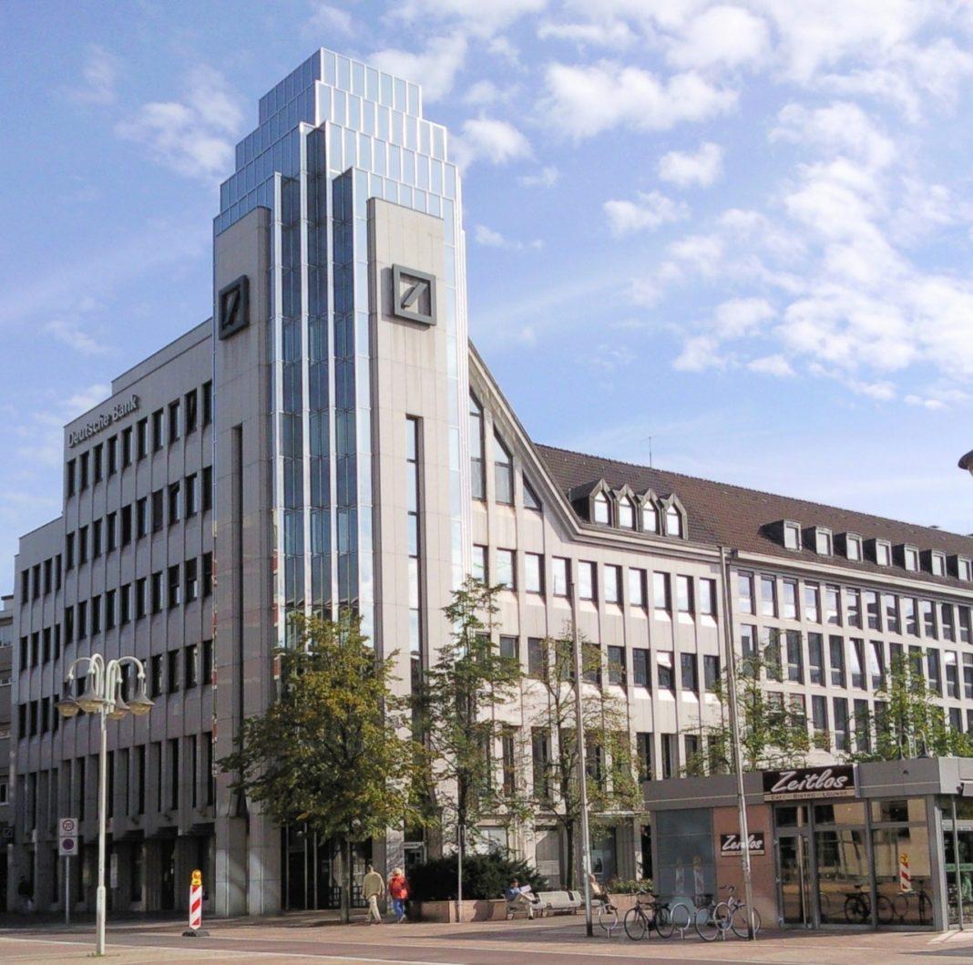 deutsche bank, banka