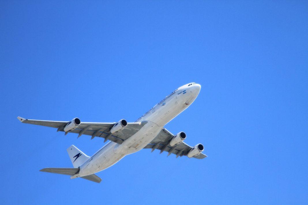 letadlo, cestování, doprava