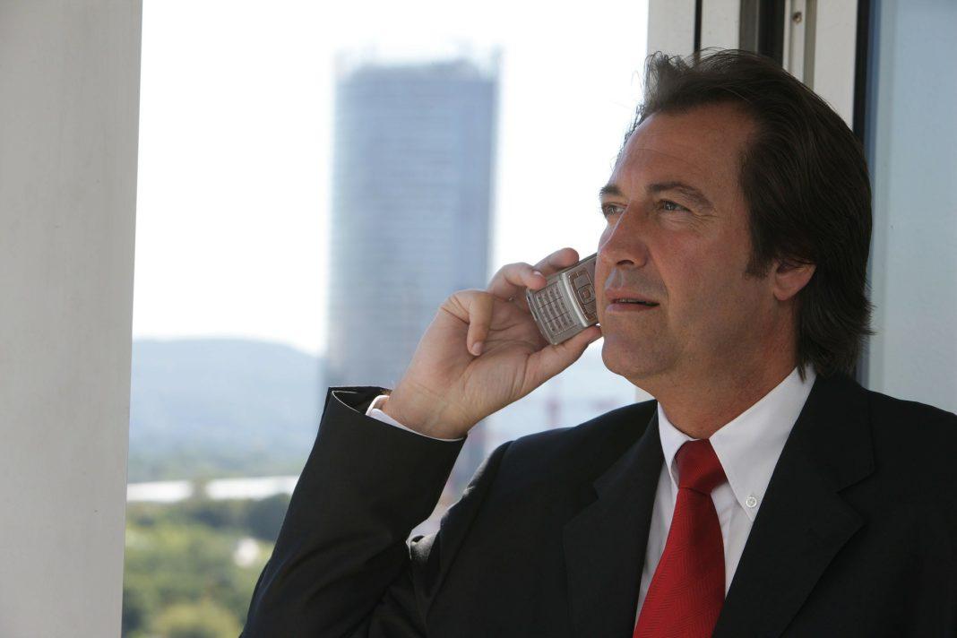 business, ředitel, manažer, telefon