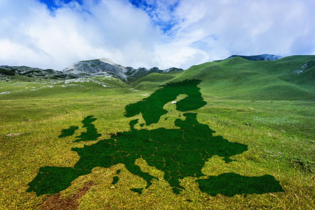 Evropa, EU, ekologie