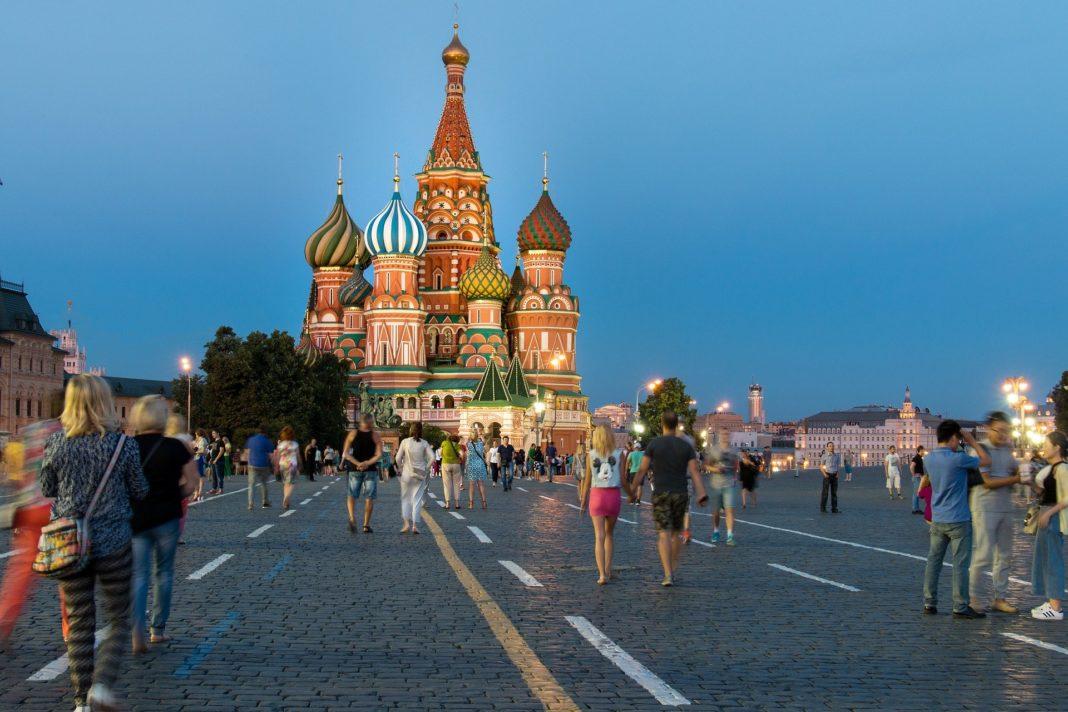 rusko, moskva, námořní kontejnerová doprava