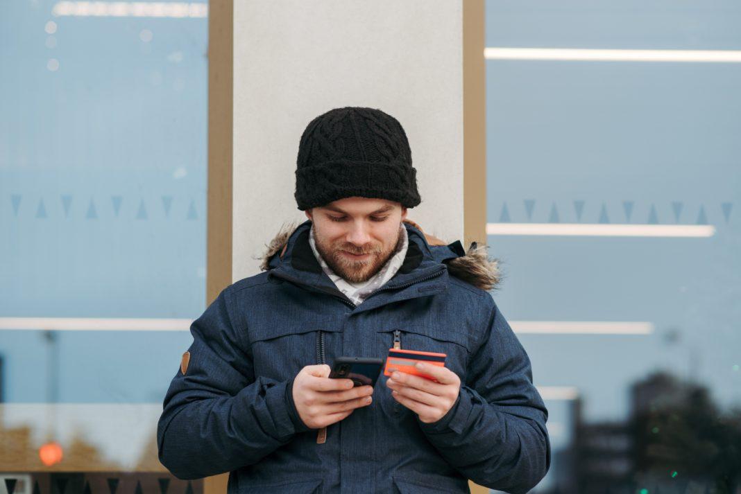karta, platba, online banking