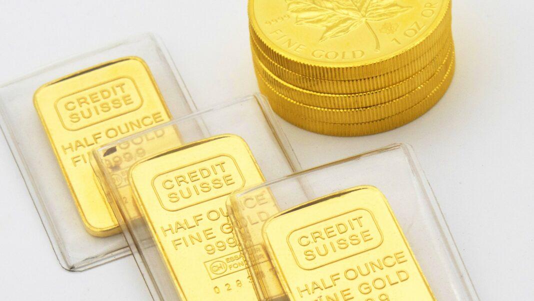 komodita, komodity, zlato