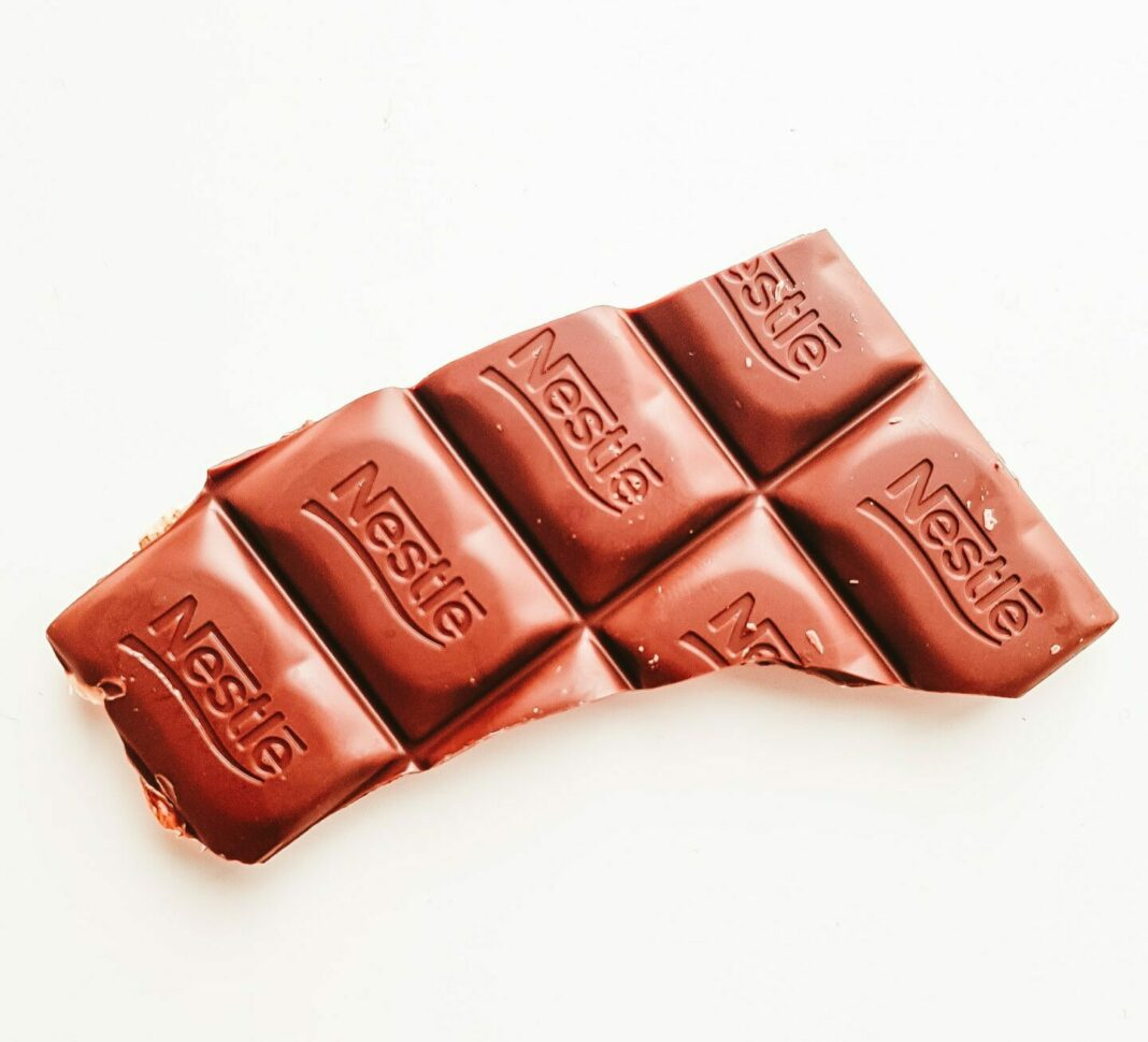 nestlé, čokoláda