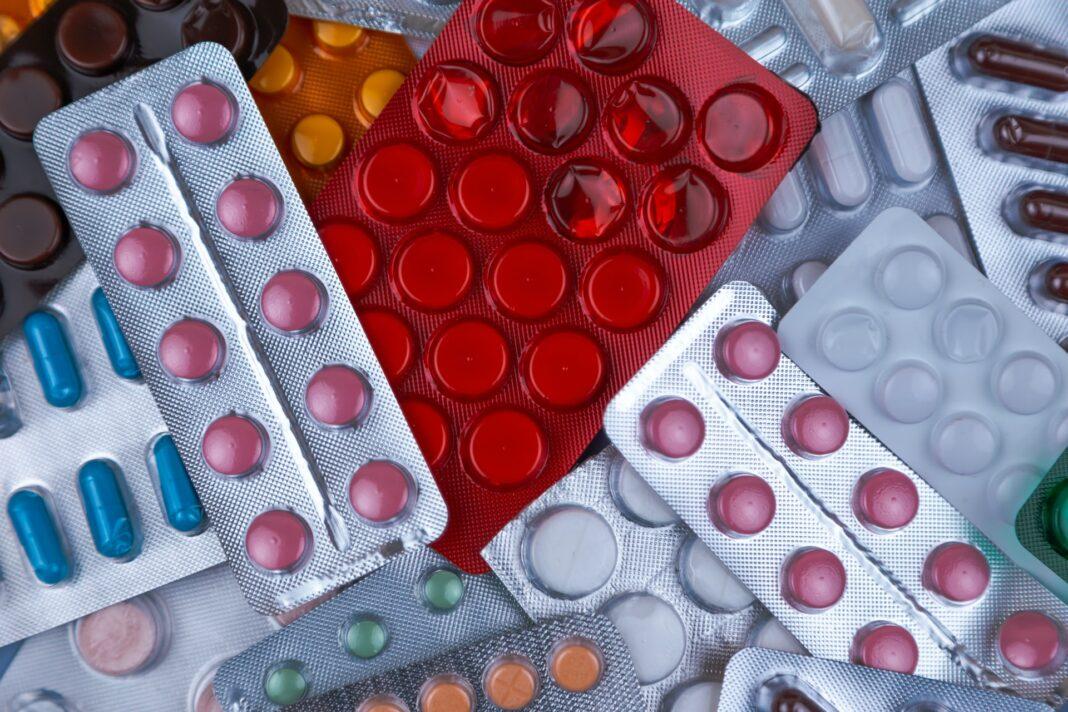 léky, zdravotnictví