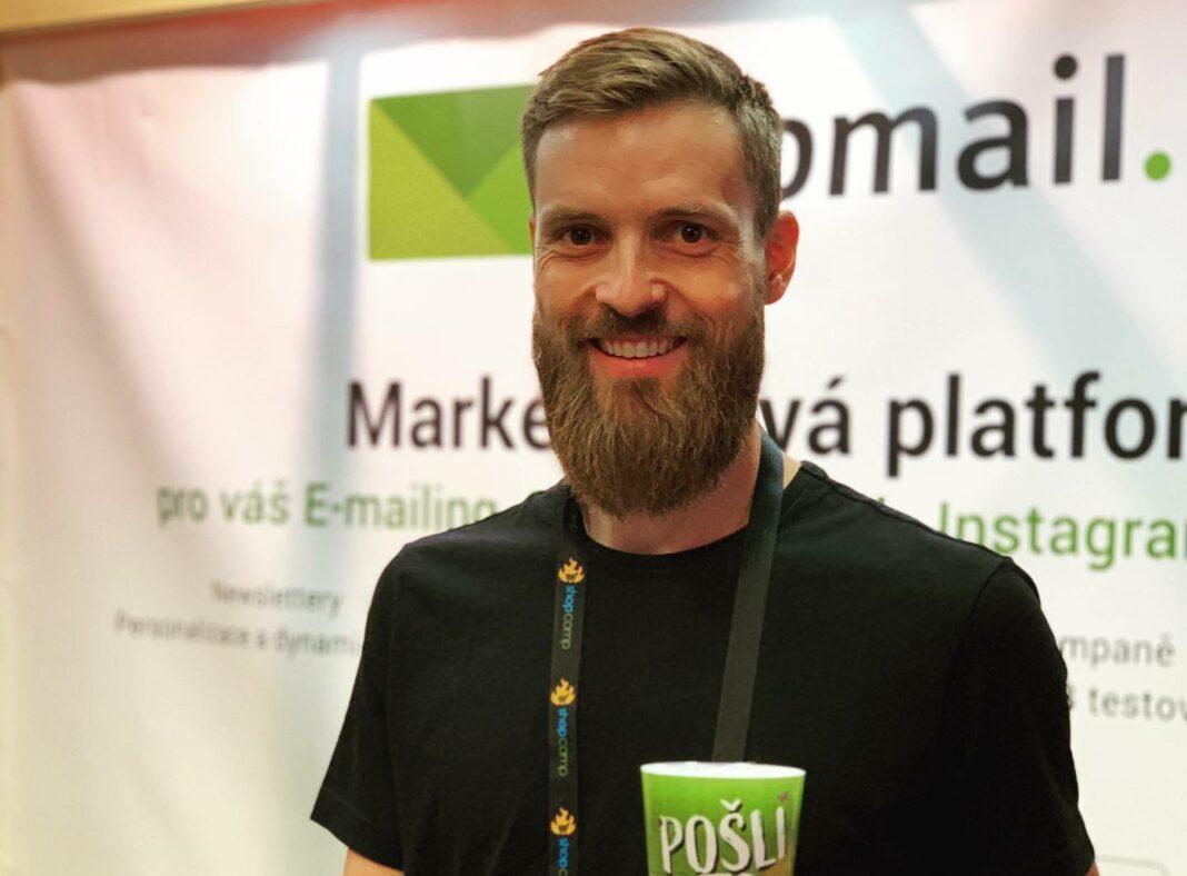 Jakub Stupka, Ecomail.cz
