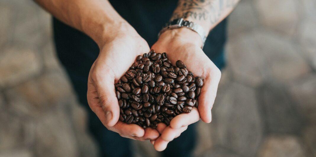 káva, kávové boby