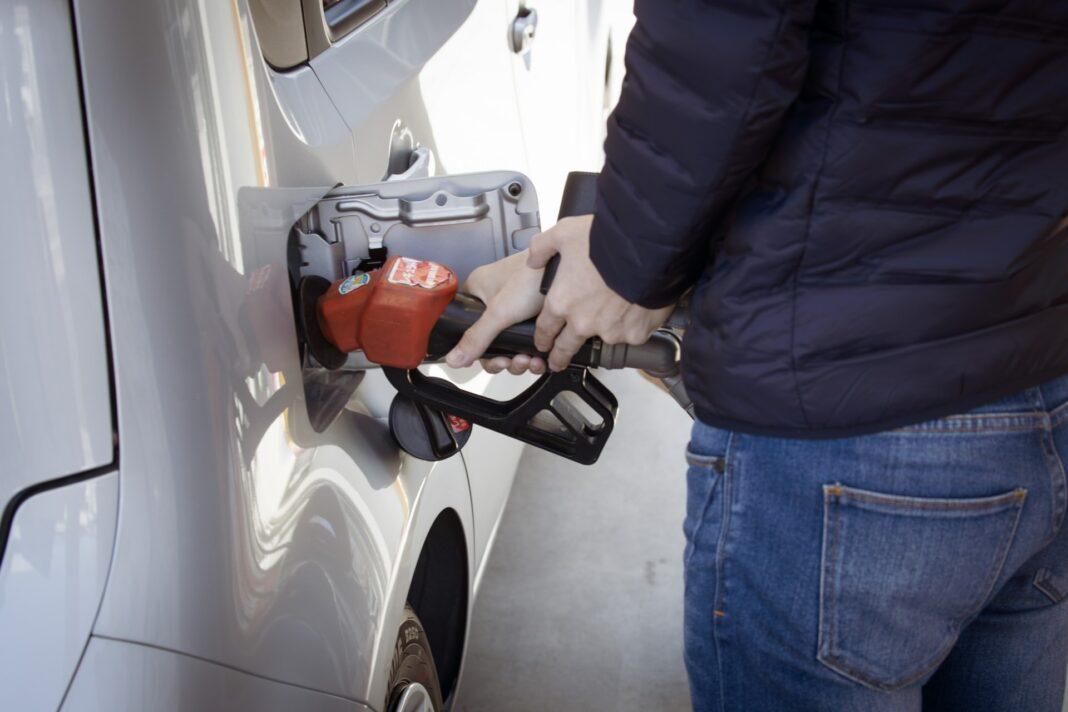 gas, fuel